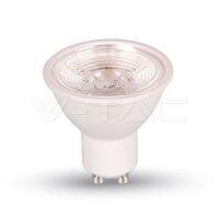 V-TAC LED SPOT / GU10 / 38°/ 7W /  VT-2886 Dimmelhető hideg fehér 1668