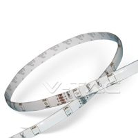 V-TAC RGB színes kültéri LED szalag (30LED/m) 5050