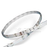 V-TAC RGB színes kültéri LED szalag (30LED/m) / VT-5050 2118