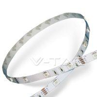 V-TAC RGB színes beltéri LED szalag (30LED/m)/ VT-5050 2124