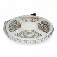 V-TAC Kültéri LED szalag (30LED/m) 5050 hideg fehér 2144