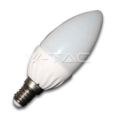 V-TAC LED IZZÓ / E14 / 3W / VT-2033 meleg fehér 7196