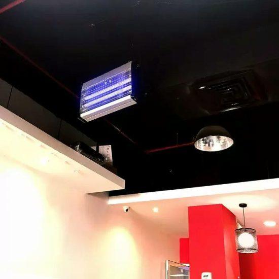 V-TAC ELEKTROMOS ROVARCSAPDA / 2 x 8W-os UV fénycsővel / 50m2-es hatótávolság / IP20 / VT-3216 11179