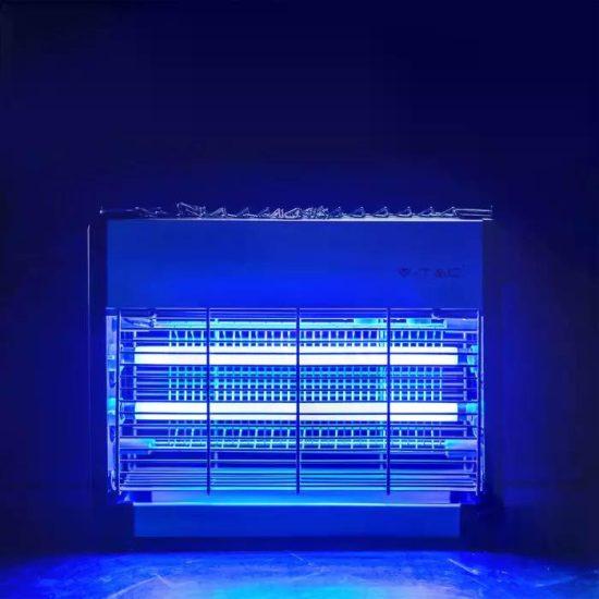 V-TAC FÉNYCSŐ ROVARCSAPDÁHOZ / 10W / 365 nm / G13 foglalat / T8 fénycső / VT-3220 11216