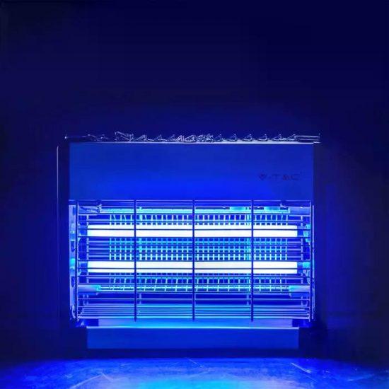 V-TAC FÉNYCSŐ ROVARCSAPDÁHOZ / 15W / 365 nm / G13 foglalat / T8 fénycső / VT-3230 11217
