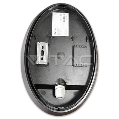 V-TAC LED VÍZMENTES LÁMPA / 12W / 840Lumen / VT-8010 hideg fehér 1269