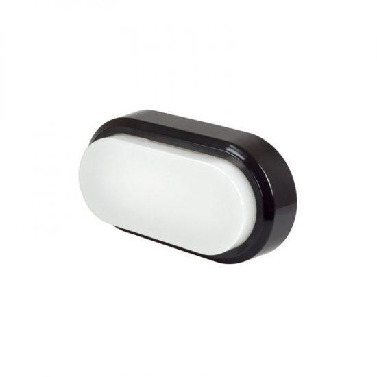 V-TAC FALON KÍVÜLI LED PANEL /8W / OVÁLIS / 190x100mm / VT-8038 meleg fehér 1308