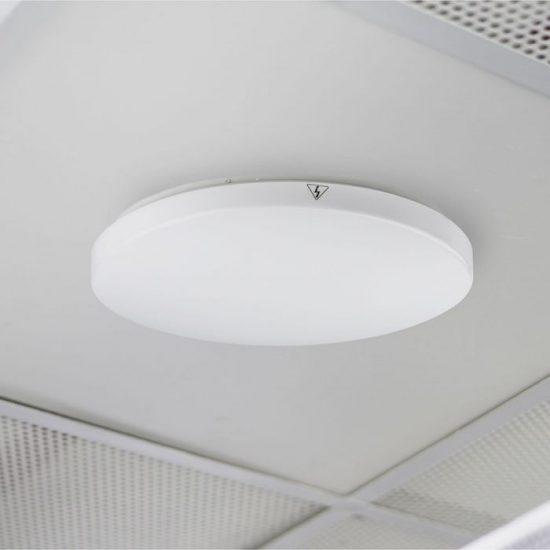 V-TAC LED MENNYEZETI LÁMPA / 15W / KÖR / VT-8033 meleg fehér 1388