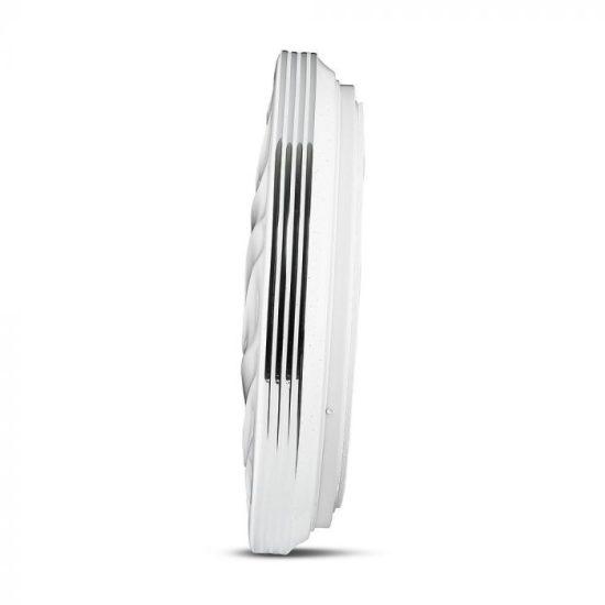 V-TAC LED DESIGN MENNYEZETI LÁMPA / 65W / Dimmelhető / 3 in 1 vezérlővel / VT-8503 14611