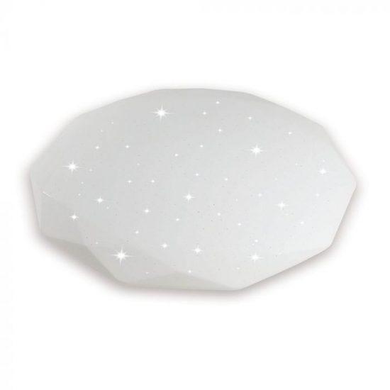 V-TAC LED DESIGN MENNYEZETI LÁMPA / 60W / Csillogó hatás / Dimmelhető / 3 in 1 vezérlővel / VT-8557 14921