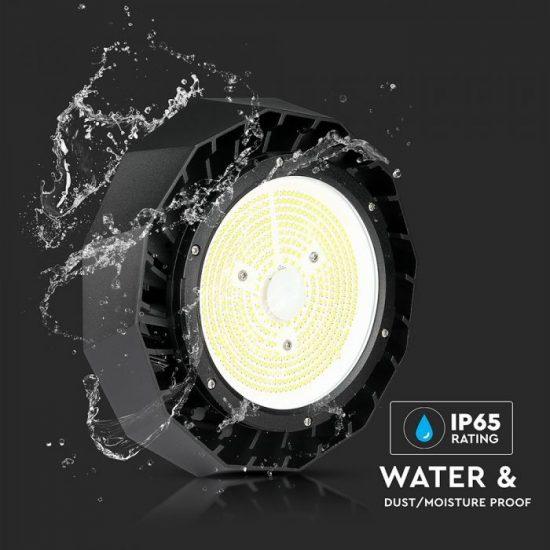 V-TAC LED CSARNOKVILÁGÍTÁS / Samsung chip / fekete / 100W / nappali fehér / VT-9-113 20024