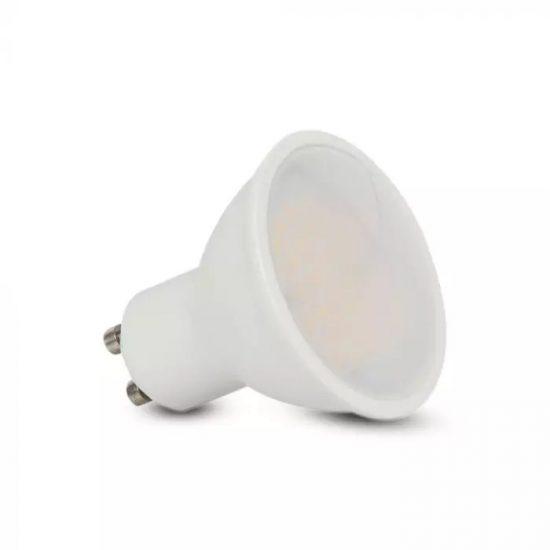 V-TAC LED SPOT/ GU10 / Samsung chip / 110°/ 5W /  VT-205 nappali fehér 202