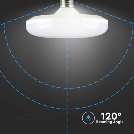 V-TAC LED IZZÓ / E27 / Samsung chip / 36W / VT-235 hideg fehér 221