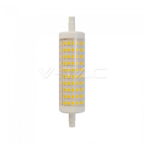 V-TAC LED IZZÓ / R7S / 13W  hideg fehér / VT-2213 / 2718