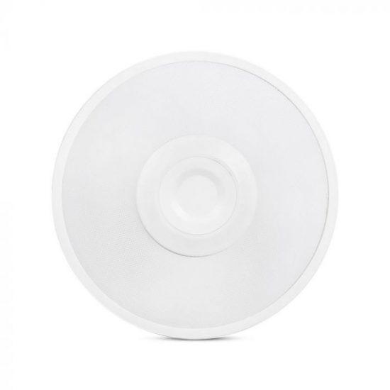 V-TAC LED IZZÓ / E27 foglalattal / F190 típus / 11W / hideg fehér - 6400K / 900lumen / Samsung chip / VT-2311 2783
