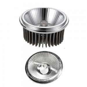 V-TAC LED SPOTLÁMPA / AR111 / IP20 / 20W / hideg fehér / VT-1121 2794