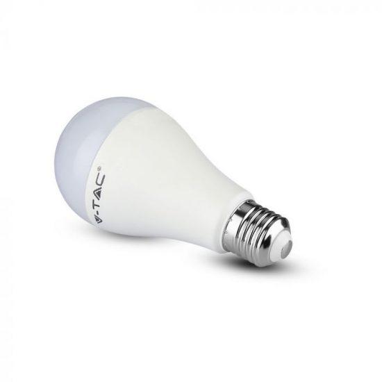 V-TAC LED IZZÓ / E27 foglalattal / A65 típus / 15W / nappali fehér - 4000K / 2500lumen /VT-2315 2813