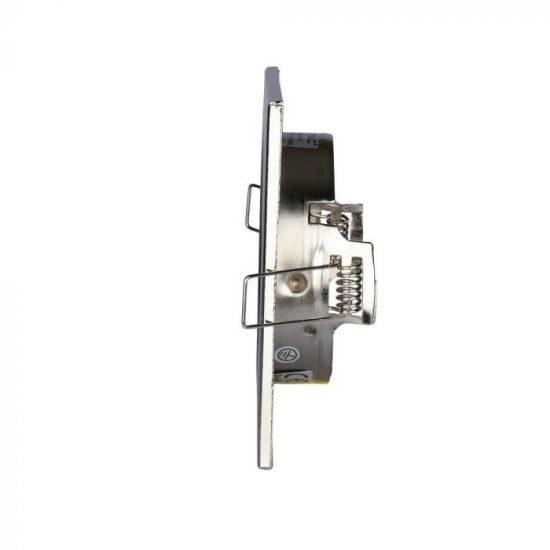 V-TAC GU10 beépítő keret / nikkel / VT-7227 3473
