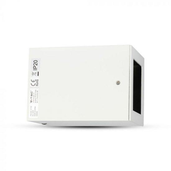 V-TAC LED SPOT FELÜLETRE SZERELHETŐ KERET / GU10 / 1-foglalat / fehér / szögletes / billenthető / VT- 797 3630