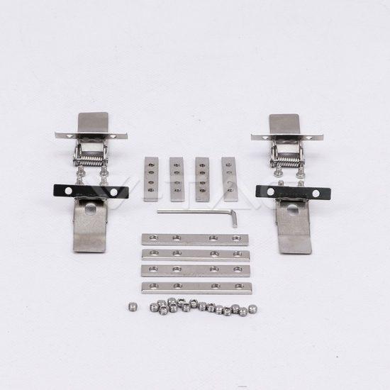 V-TAC LED SÜLLYESZTHETŐ LINEÁR LÁMPATEST / 40W / toldható / nappali fehér - 4000K / ezüst / VT-7-41 PRO380