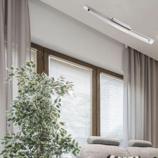 V-TAC LED TÜKÖRVILÁGÍTÁS /18W / 98,5cm /VT-7019 /nappali fehér 3897