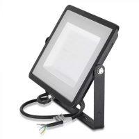 V-TAC LED REFLEKTOR / Samsung chip / 300W / fekete / VT-300 nappali fehér 422