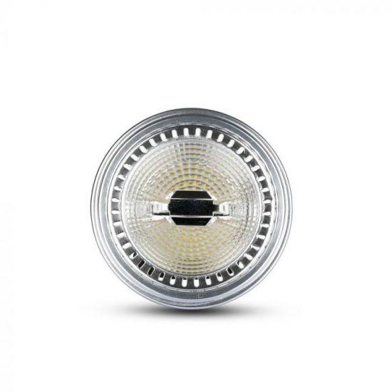 V-TAC LED SPOT / GU10 / 12W / 40° / nappali fehér - 4000K / AR111 / 900lumen / VT-1112 4223