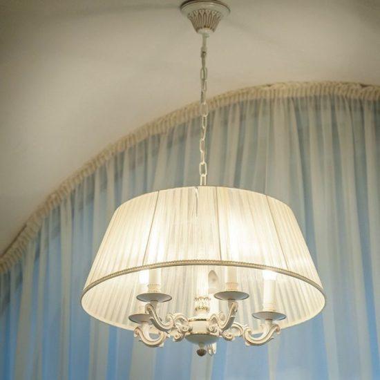 V-TAC LED IZZÓ / E27 / 5,5W / VT-1821  meleg fehér 43421