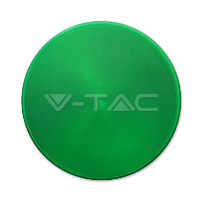 V-TAC LED IZZÓ / E27 / 15W / PAR 38/ VT-1125 zöld 4418