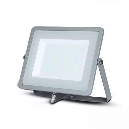 V TAC LED REFLEKTOR Samsung chip 100W szürke VT 100 hideg fehér 474