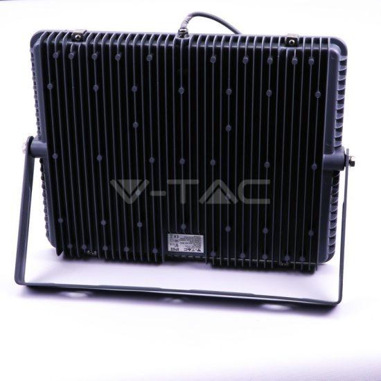 V-TAC LED REFLEKTOR / Samsung chip / 300W / szürke / VT-300 hideg fehér 489