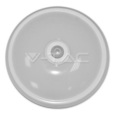 V-TAC LED MOZGÁSÉRZÉKELŐS LÁMPA / 12W / 800Lumen / VT-8017 meleg fehér 5057