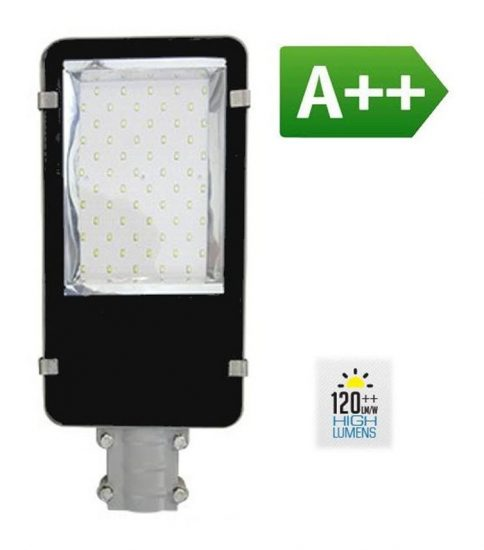 V-TAC LED UTCAI VILÁGÍTÓ / 30W / 3720Lumen / VT-15131ST meleg fehér 5471