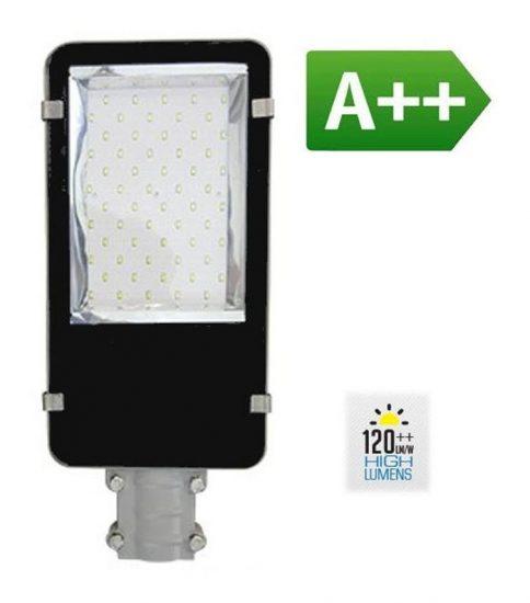 V-TAC LED UTCAI VILÁGÍTÓ / 30W / 3720Lumen / VT-15131ST hideg fehér 5473