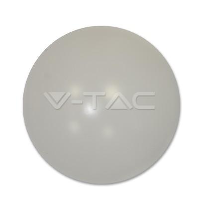 V-TAC LED MENNYEZETI LÁMPA / KÖR / 12W / VT-8031 / hideg fehér 5562