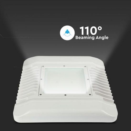 V-TAC LED Csarnokvilágítás / Samsung chip / 150W / VT-9-155 / 18000 Lm nappali fehér / 572