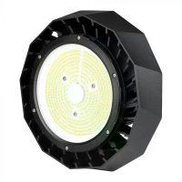 V-TAC LED CSARNOKVILÁGÍTÓ / Samsung chip / fekete / 100W / nappali fehér - 4000K / IP65 / VT-9-108 575