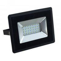 V-TAC LED REFLEKTOR / 20W / fekete / VT-4021 hideg fehér 5948