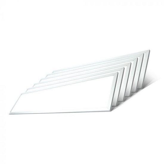 V-TAC LED PANEL / 29w / 3600lm / 1200x300mm / vezérlővel / VT-12031 meleg fehér 6256