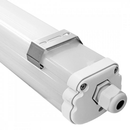 V-TAC LED VÍZMENTES LÁMPA / 36W / 120cm  VT-1249 nappali fehér 6285