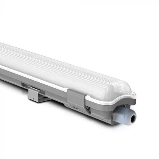 V-TAC LED VÍZMENTES LÁMPATES 2db LED FÉNYCSŐVEL / 20W(2x10W) / 60cm VT-6029 nappali fehér 6465