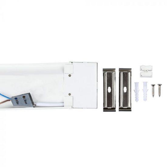 V-TAC LED BÚTORVILÁGÍTÓ / Samsung chip / 60cm / hideg fehér - 6400K / 15W / fehér / IP20 / VT-8315 6489
