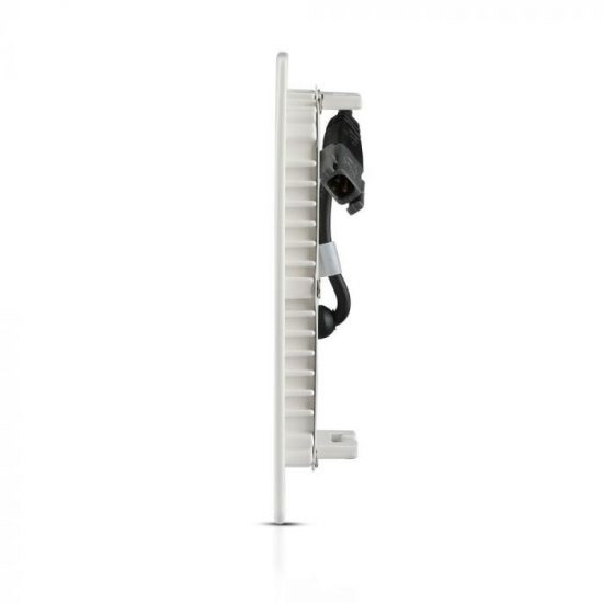 V-TAC MINI LED PANEL / 6W / Samsung chip / NÉGYSZÖG / 120 x 120mm / VT-606SQ nappali fehér 704