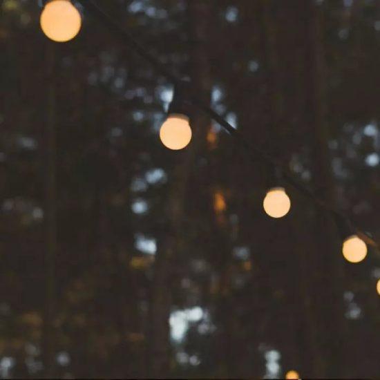 V-TAC LED IZZÓ FÜZÉR DUGVILLÁVAL / 5m / RGB + sárga / 0,5W x 10 / VT-70510 7435