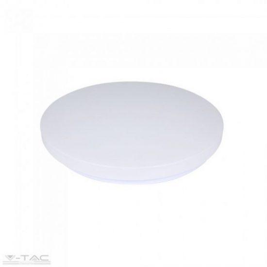 V-TAC LED MENNYEZETI LÁMPA / opál búra / fehér / beépített színhőmérséklet kapcsoló / 36W / VT-8436 7609