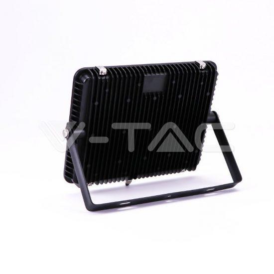 V-TAC LED REFLEKTOR / Samsung chip / fekete / 150W / nappali fehér / IP65 / VT-156 772