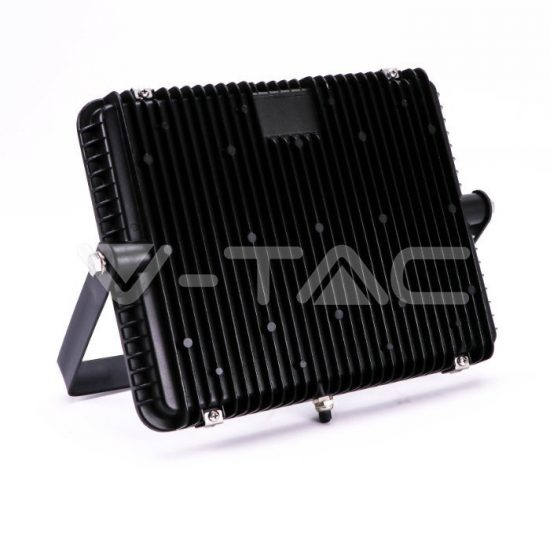 V-TAC LED REFLEKTOR / Samsung chip / fekete / 150W / hideg fehér / IP65 / VT-156 773