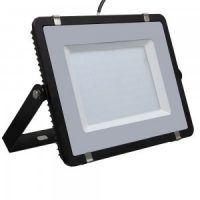 V-TAC LED REFLEKTOR / Samsung chip / fekete / 200W / hideg fehér / IP65 / VT-206 779