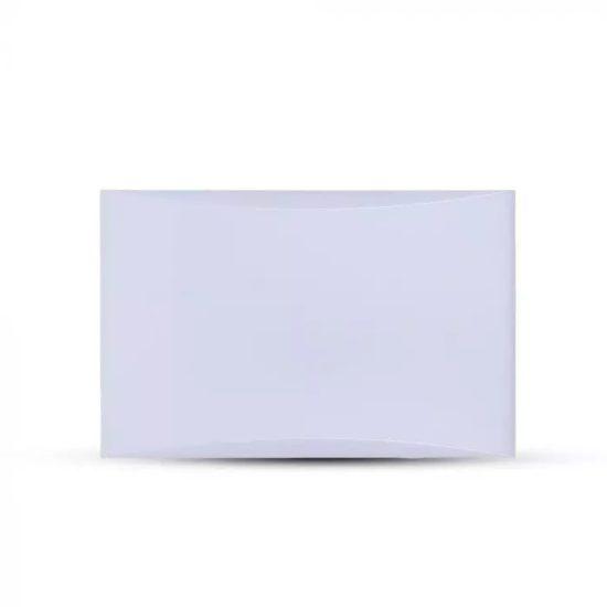 V-TAC VILÁGÍTÓ HÁZSZÁM TÁBLA / Samsung chip / nappali fehér - 4000K / 10W / fehér / VT-7-06 781