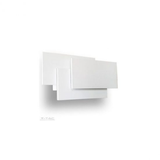 V-TAC LED DESIGN FALI LÁMPA / IP20 / fehér / 12W VT-712 8202